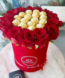 Vals Roses and Ferrero Rocher 1