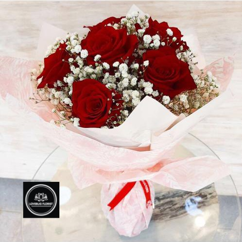 Classic Romance Valentine 2020 Flowers